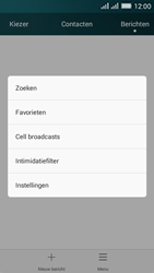 Huawei Y635 Dual SIM - SMS - Handmatig instellen - Stap 4