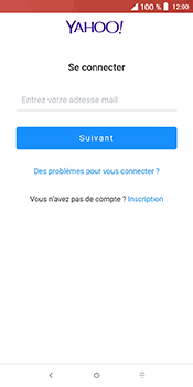 Alcatel 3L - E-mails - Ajouter ou modifier votre compte Yahoo - Étape 8