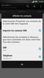 HTC One - Contact, Appels, SMS/MMS - Ajouter un contact - Étape 4