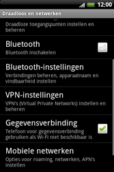 HTC A6363 Legend - Internet - buitenland - Stap 5