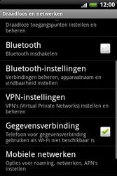 HTC A6363 Legend - Internet - Handmatig instellen - Stap 4