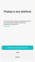 Huawei Y6 - Primeiros passos - Como ligar o telemóvel pela primeira vez -  11