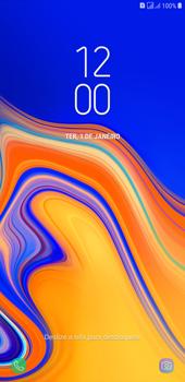 Samsung J4+ - Funções básicas - Como reiniciar o aparelho - Etapa 6