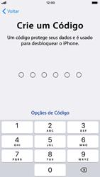 Apple iPhone 8 - Primeiros passos - Como ativar seu aparelho - Etapa 13