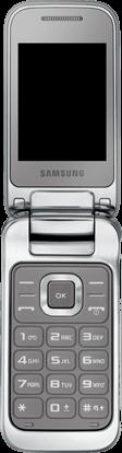 Samsung C3590 - Premiers pas - Découvrir les touches principales - Étape 2