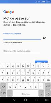 Huawei P Smart - Applications - Créer un compte - Étape 12