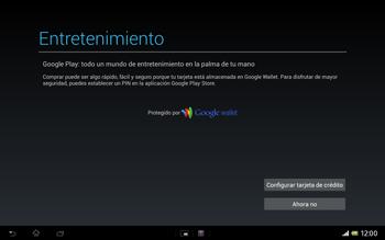 Sony Xperia Tablet Z - Aplicaciones - Tienda de aplicaciones - Paso 23
