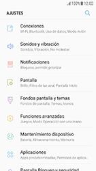 Samsung Galaxy J5 (2017) - Mensajería - Configurar el equipo para mensajes multimedia - Paso 4
