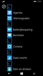 Microsoft Lumia 640 - MMS - Afbeeldingen verzenden - Stap 2