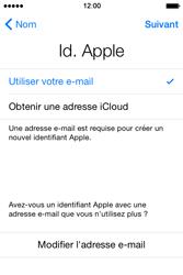 Apple iPhone 4S (iOS 8) - Premiers pas - Créer un compte - Étape 17
