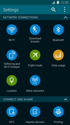 Samsung Galaxy S5 G900F - Network - Usage across the border - Step 4