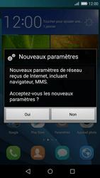 Huawei P8 Lite - MMS - Configuration automatique - Étape 5