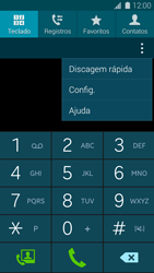 Samsung G900F Galaxy S5 - Chamadas - Como bloquear chamadas de um número específico - Etapa 5