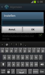 Samsung I9105P Galaxy S II Plus - Internet - Handmatig instellen - Stap 22