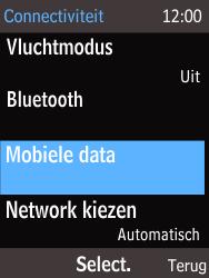 Nokia 220 - Internet - Uitzetten - Stap 5