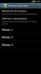 Samsung I9300 Galaxy S III - Réseau - utilisation à l'étranger - Étape 12