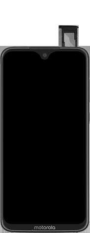 Motorola Moto G7 - Primeiros passos - Como inserir o chip da Nextel no seu celular - Etapa 6