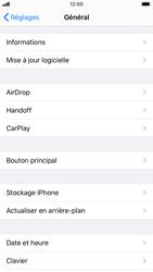 Apple iPhone 7 - iOS 13 - Appareil - Mise à jour logicielle - Étape 5