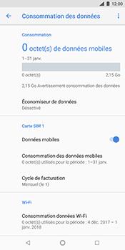 Nokia 7 Plus - Internet et connexion - Désactiver la connexion Internet - Étape 6