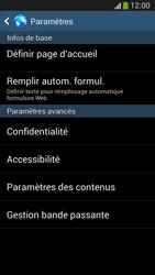 Samsung C105 Galaxy S IV Zoom LTE - Internet - Configuration manuelle - Étape 26
