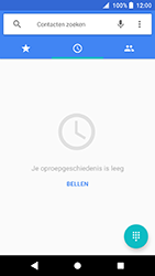 Sony Xperia XA2 - Voicemail - handmatig instellen - Stap 5