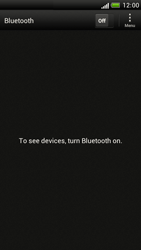 HTC Z520e One S - Bluetooth - Pair with another device - Step 5