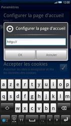 Sony Ericsson Xperia X10 - Internet - Configuration manuelle - Étape 18