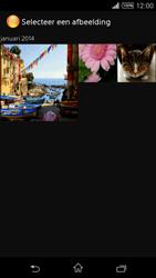 Sony D5103 Xperia T3 - E-mail - hoe te versturen - Stap 12