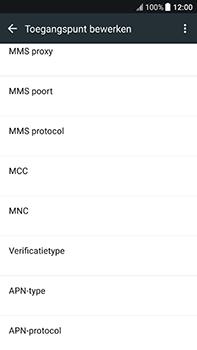 HTC U11 - MMS - handmatig instellen - Stap 13