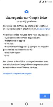 Nokia 5.1 - Données - créer une sauvegarde avec votre compte - Étape 9