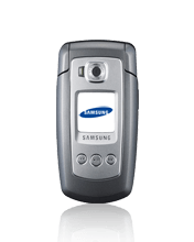 Samsung E770 - Internet - Overzicht mogelijkheden - Stap 6