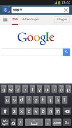 Samsung I9195 Galaxy S IV Mini LTE - Internet - hoe te internetten - Stap 11