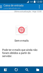 Samsung Galaxy Trend 2 Lite - Email - Adicionar conta de email -  4