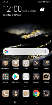 Huawei Mate 10 Pro Android Pie - SMS - Manual configuration - Step 1