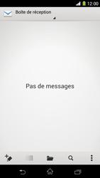 Sony Xpéria Z1 - E-mails - Ajouter ou modifier un compte e-mail - Étape 19