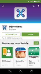 HTC Desire 626 - Applications - MyProximus - Étape 10