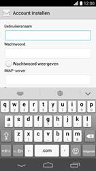 Huawei Ascend P6 LTE - E-mail - Handmatig instellen - Stap 9
