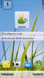 Nokia C5-03 - E-mail - envoyer un e-mail - Étape 1