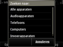 Nokia E6-00 - Bluetooth - Headset, carkit verbinding - Stap 8
