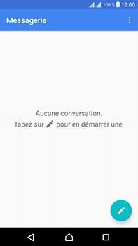 Sony Xperia L1 - Contact, Appels, SMS/MMS - Envoyer un SMS - Étape 5