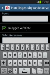 Samsung Galaxy Fame Lite (S6790) - E-mail - Account instellen (POP3 met SMTP-verificatie) - Stap 14