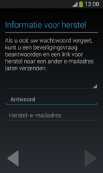 Samsung Galaxy S3 Mini VE (I8200N) - Applicaties - Account aanmaken - Stap 15