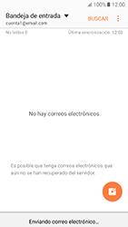 Samsung Galaxy A5 (2017) (A520) - E-mail - Escribir y enviar un correo electrónico - Paso 16