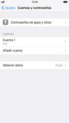 Apple iPhone 6 - iOS 11 - E-mail - Configurar correo electrónico - Paso 16