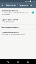 Sony Xperia XZ (F8331) - Internet et connexion - Activer la 4G - Étape 8