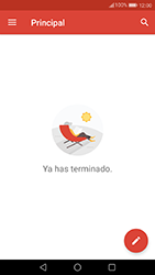 Huawei P10 Lite - E-mail - Configurar Gmail - Paso 6