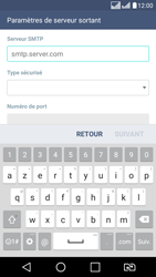 LG LG K8 - E-mails - Ajouter ou modifier un compte e-mail - Étape 14