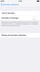 Apple iPhone 6 iOS 10 - Internet - Configuration manuelle - Étape 6