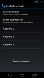 Samsung I9250 Galaxy Nexus - Network - Usage across the border - Step 10