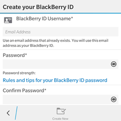 BlackBerry Classic - Applications - Downloading applications - Step 11